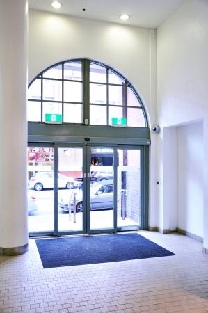 large doors: Sliding doors