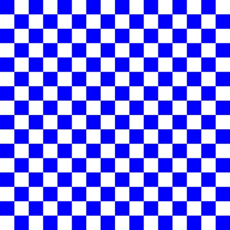 White and blue checkerd background photo