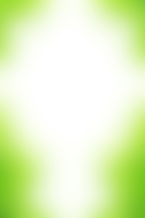 lomo: White and green abstract background