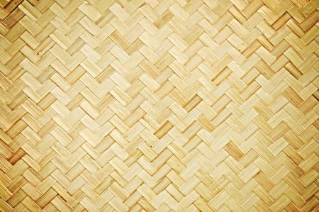 Wicker texture background photo