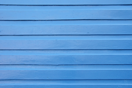 Blue striped wood background photo