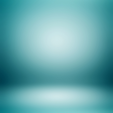 and turquoise: Gray room abstract background