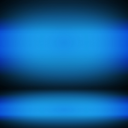 Dark blue room - abstract background Stock Photo - 21089211