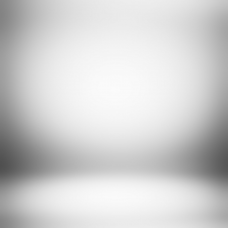 white  background: Gray gradient abstract background Stock Photo