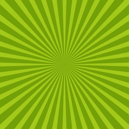 Colorful ray sunburst style background Illustration