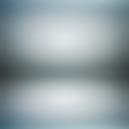 plain backgrounds: White gray room abstract background Stock Photo