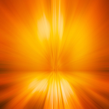highspeed: Orange abstract background with motion blur effect Stock Photo