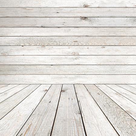 antiek behang: Houten ruimte achtergrond