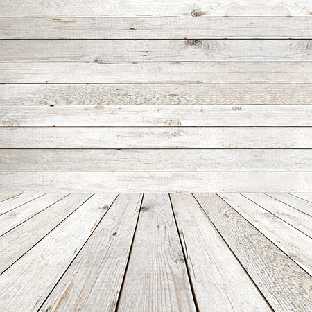 Wooden room background photo