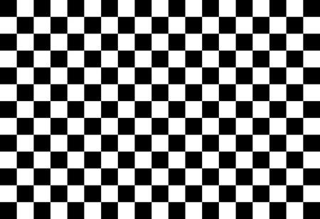 cuadros blanco y negro: Simple fondo de cuadros abtract blanco y negro Vectores