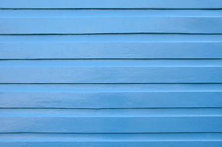 grooved: Grooved blue wood texture as background Stock Photo