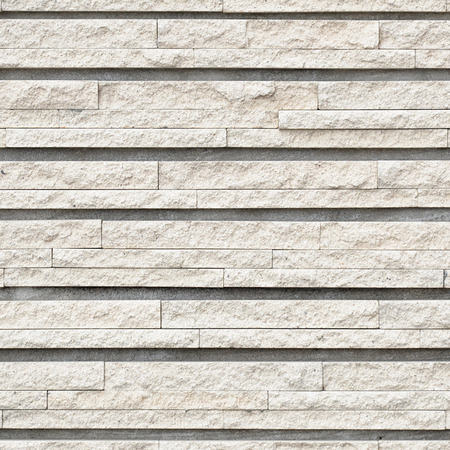grooved: Grooved decorative stone wall texture as background