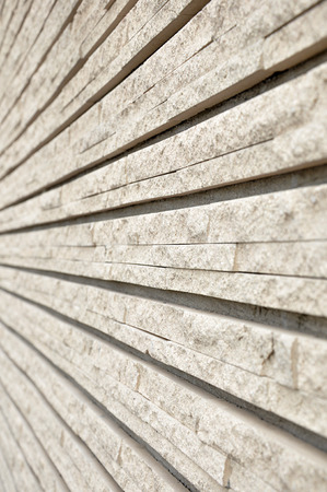 grooved: Grooved decorative stone wall texture