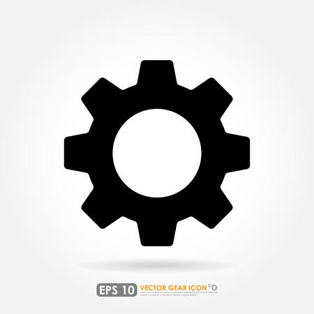 cog gear: Gear or cog icon