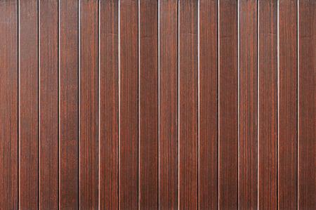 grooves: Dark brown wood plank texture background