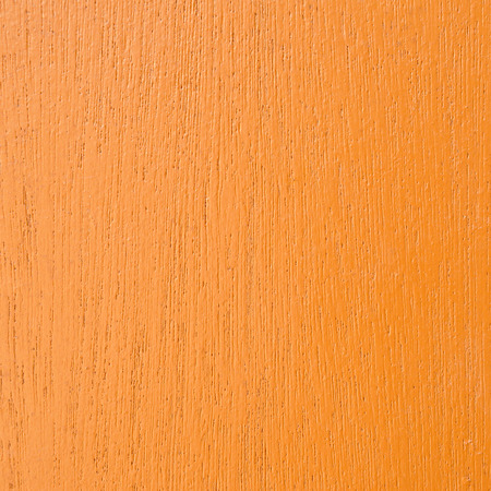 painted wood: Colorful orange painted wood texure as background