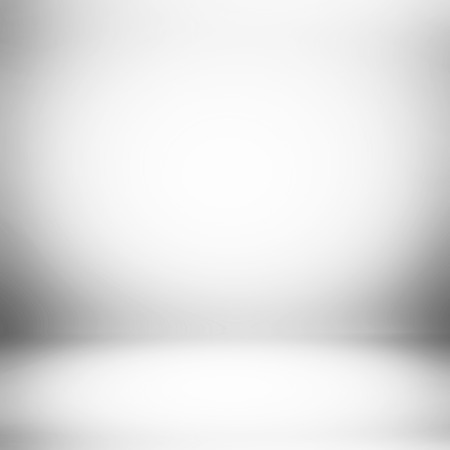 gray: Abstract white room background