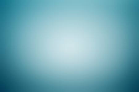 bluish: Blue gray gradient abstract background with white light at the center Stock Photo