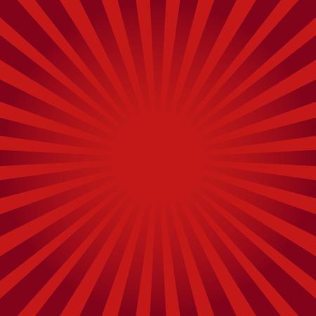 Ray rojo estilo sunburst fondo abstracto Foto de archivo - 30402211
