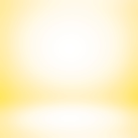 Yellow & white gradient abstract background