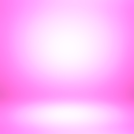 Pink & white abstract background with radial gradient effect Stock Photo