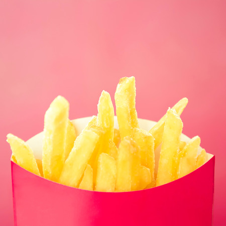 French fries or chips one of highest trans fat foods photo