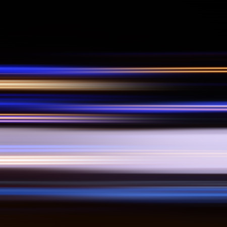 moving in: Vivid moving lines in the dark- motion blur abstract background