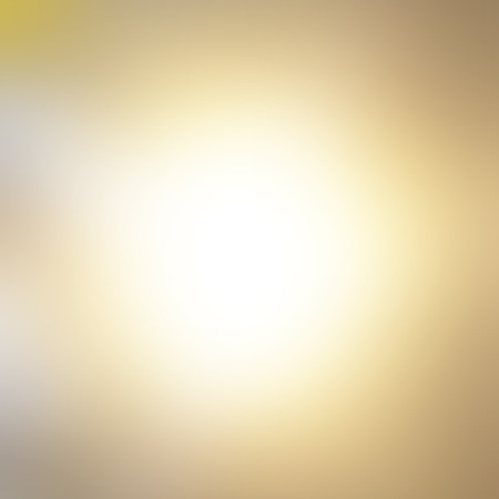 Light gold gradient abstract background Stock Photo