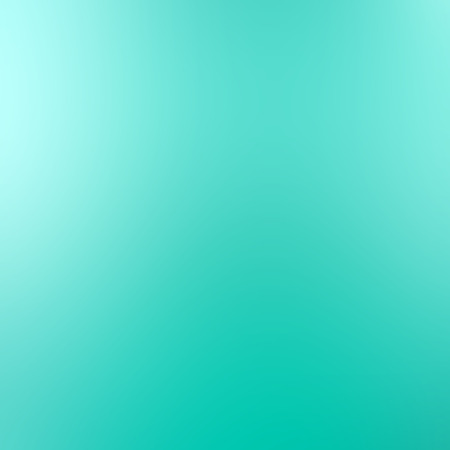 Blue turquoise abstract background