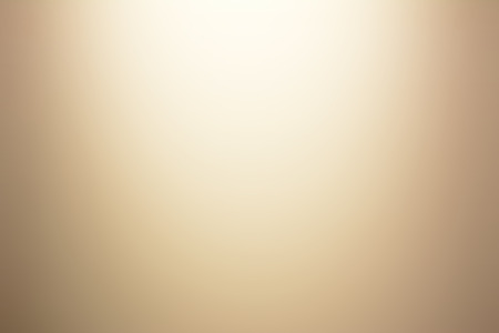 light brown: Light golden brown gradient abstract background Stock Photo
