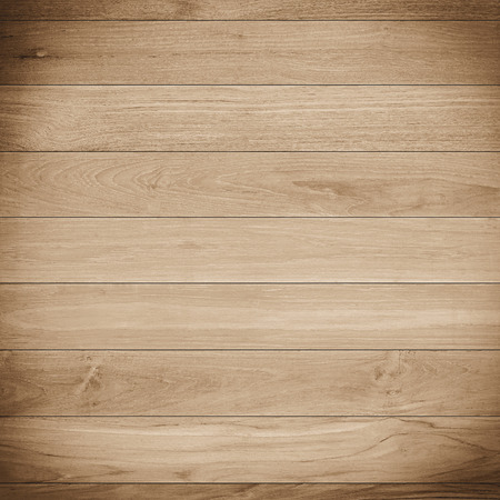 Light brown wood plank texture background with dark edge