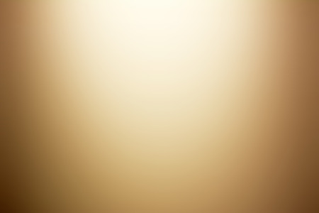Golden brown gradient abstract background