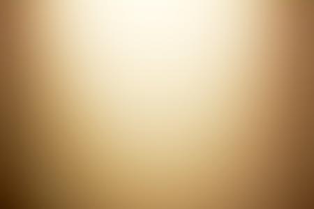 Golden brown gradient abstract background