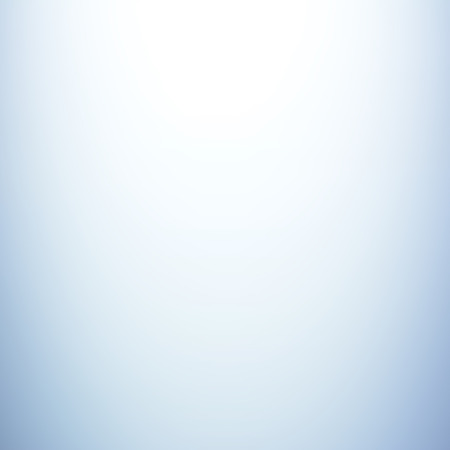 white blank: Light blue gradient abstract background Stock Photo