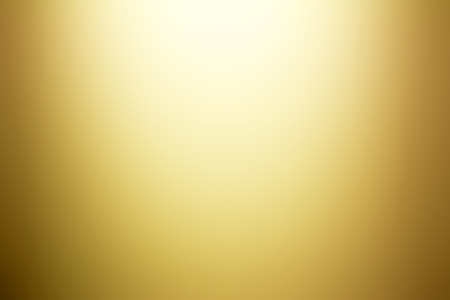 Gold gradient abstract background