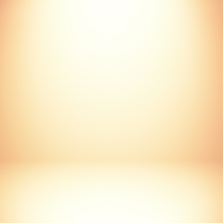 light brown: Light brown (beige) gradient abstract background