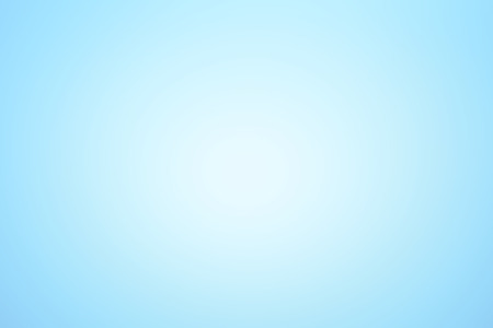 Light blue abstract background with radial gradient effect Foto de archivo