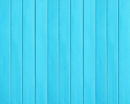 Blue colored wood plank texture as background