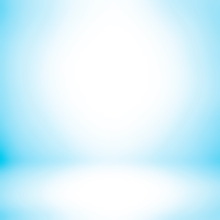 gradient: Light blue gradient abstract background - can be used for display or montage your products