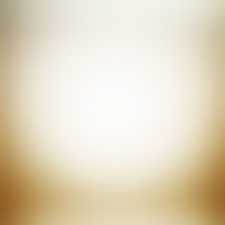 product display: Light brown gradient abstract background - can be used for montage or display your products Stock Photo