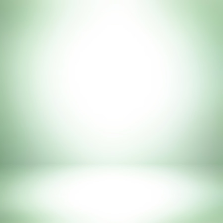 be green: Light green room abstract background - can be used for display or montage your products