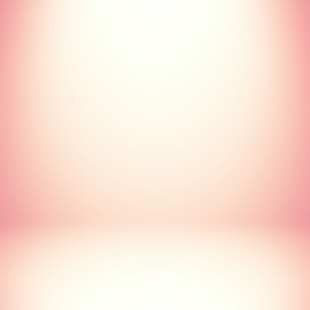 Abstrait rose clair avec effet de dégradé radial - peut être utilisé pour le montage ou l'affichage de vos produits