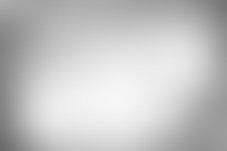 White gray gradient abstract background Foto de archivo