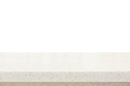 흰색 배경에 쿼 츠 스톤 수조 - 디스플레이 또는 몽타주에 사용할 수 있습니다 귀하의 제품