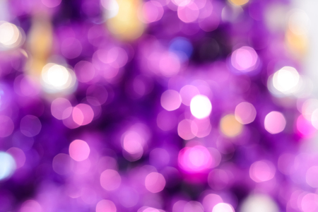 purple abstract background: Bokeh colorful purple abstract background