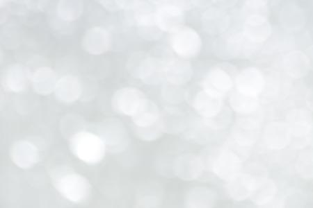White bokeh abstract background Standard-Bild