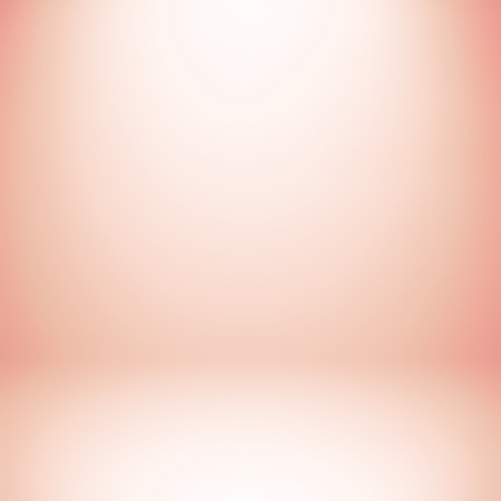 product display: Light pink (old rose) room abstract background - can be used for display or montage your products Stock Photo