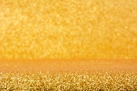 shiny gold: Shiny gold glitter background