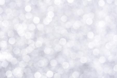 llanura: Brillo de la chispa del bokeh blanco de fondo abstracto Foto de archivo
