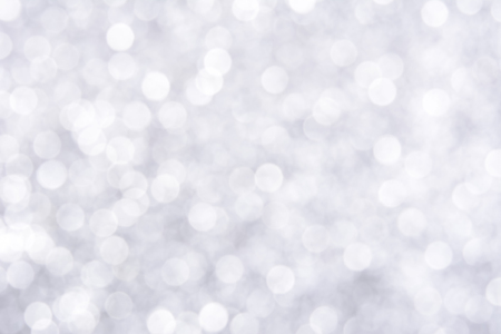 glittery: Sparkle glitter white bokeh abstract background